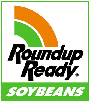 Roundup Ready Soybeans Logo