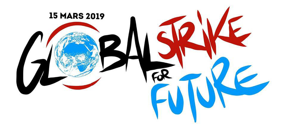Global Strike for Future Logo