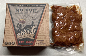 No Evil Pit Boss Pulled 'Pork' BBQ Package and Pouch