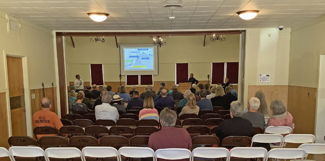 Cambria Community Services District Town Hall Meeting Attendees - September 7, 2019