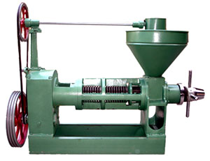 Expeller Pressing Machine
